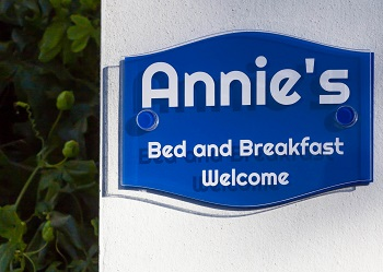 Annie's Bed and Breakfast, East Cowes Isle of Wight