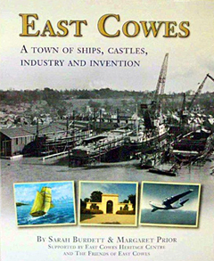 Sarah Burdett and Margaret Prior's fascinating book on the history and development of East Cowes